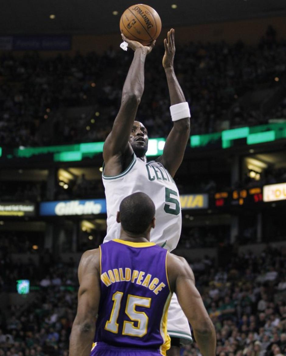 los angeles lakers boston celtics | Avtor: Reuters