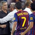 superpokal barcelona david villa jose mourinho slavi real madrid