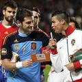Casillas, Ronaldo