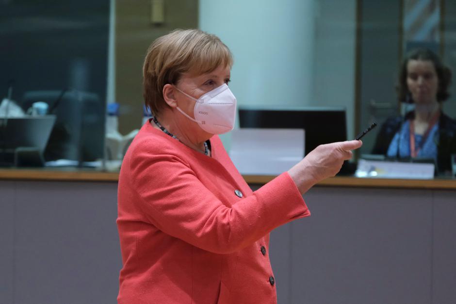 Angela Merkel   Avtor: Profimedia