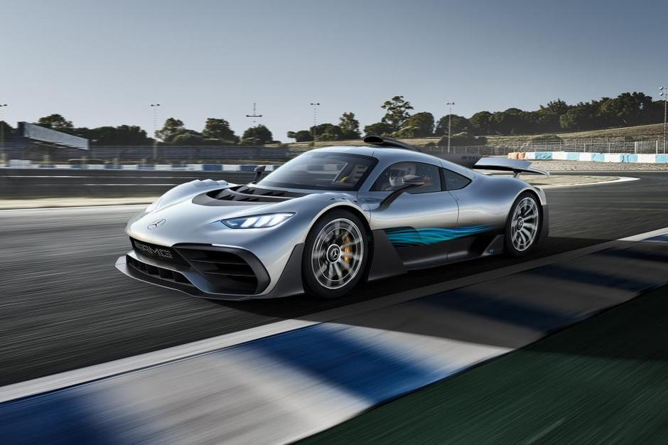 Mercedes-AMG project ONE | Avtor: Mercedes-AMG