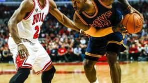 lebron james chicago bulls