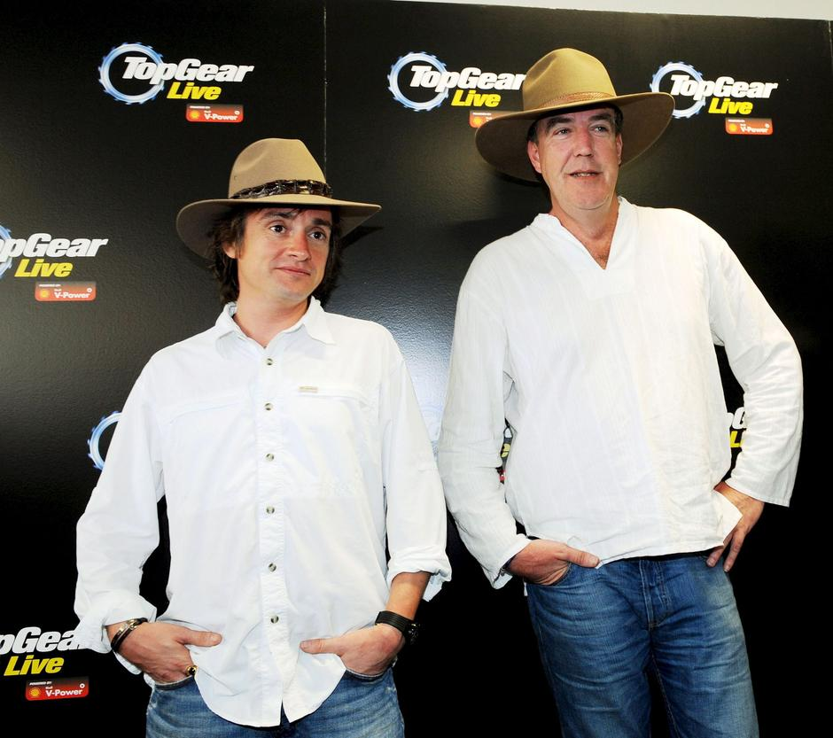 Richard Hammond Top Gear Clarkson | Avtor: Žurnal24 main