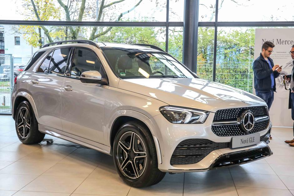 Mercedes Benz GLE Author: Sasha Despot