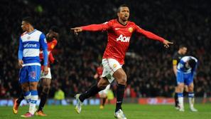 Nani Manchester United Reading pokal FA Cup