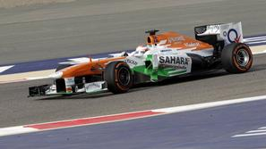 Paul di Resta Force India Montreal