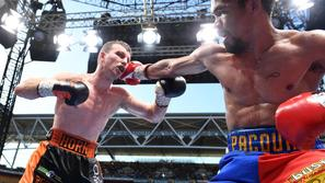 Jeff Horn, Manny Pacquiao
