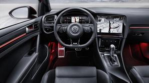 VW golf R touch koncept
