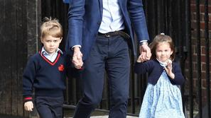 princ william, george, charlotte