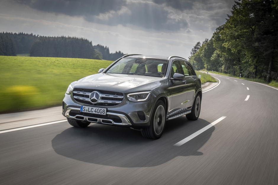 Mercedes-Benz GLC | Avtor: Mercedes-Benz