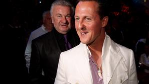 Willi Weber Michael Schumacher