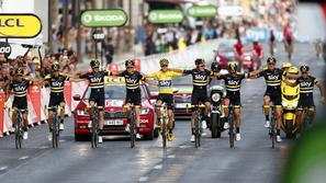 Sky Chris Froome Tour de France