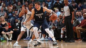 Luka Dončić Grizzlies Mavericks