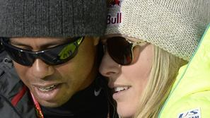 lindsey vonn tiger woods beaver creek