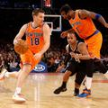 Udrih New York Knicks San Antonio Spurs