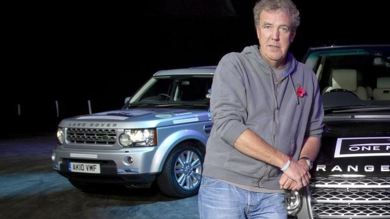 Jeremy Clarkson, Top Gear