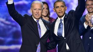 Joe Biden in Barack Obama