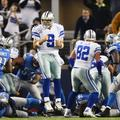 Tony Romo Dallas Cowboys Detroit Lions NFL
