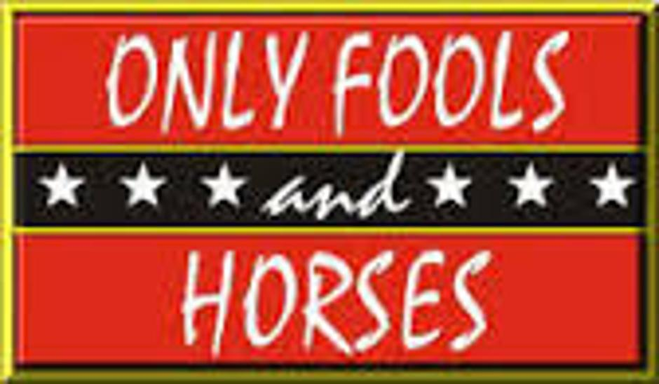 Only Fools and Horses logo | Avtor: PrtSc