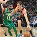 Goran Dragić Kyrie Irving Miami Heat Boston Celtics
