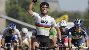 Mark Cavendish Tour Elizejske poljane