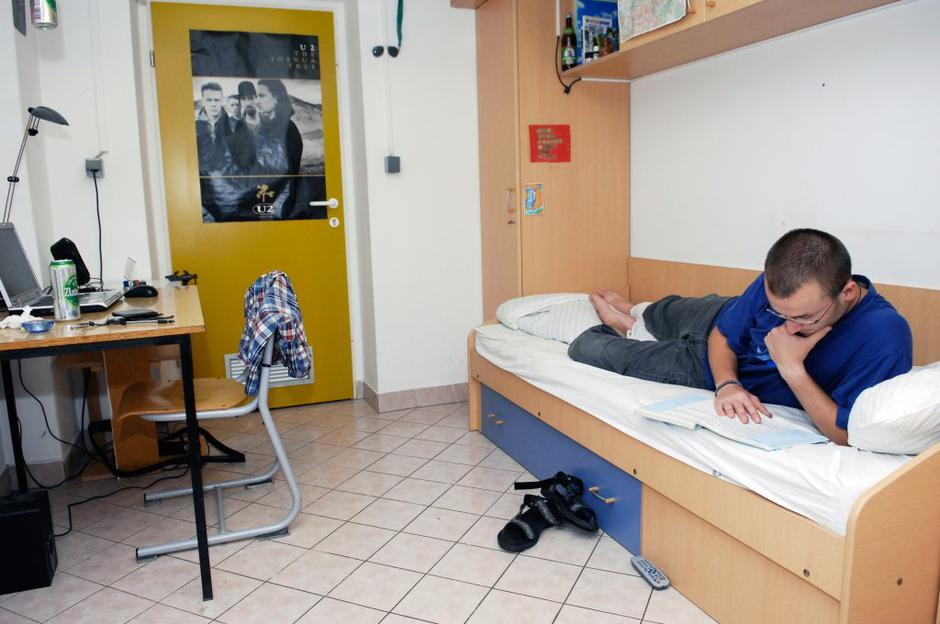 Študentska soba. | Avtor: Žurnal24 main