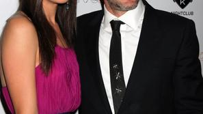 David Arquette Christina McLarty