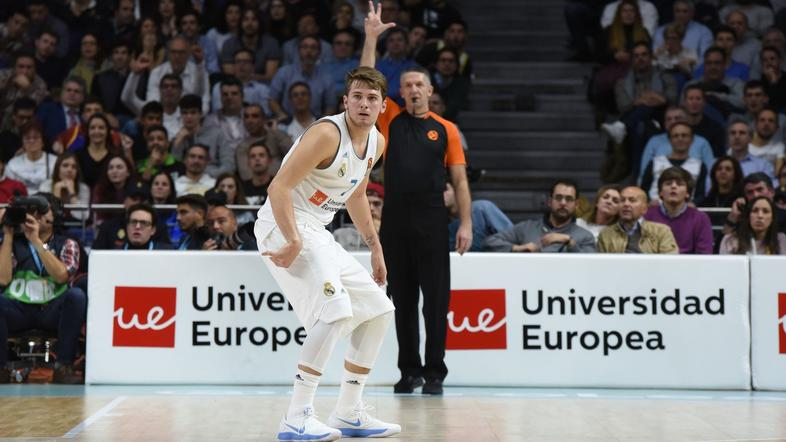 Luka Dončić Real Madrid Barcelona