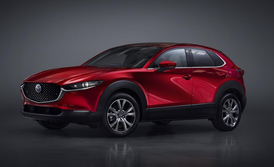 Mazda CX-30 | Avtor: Mazda