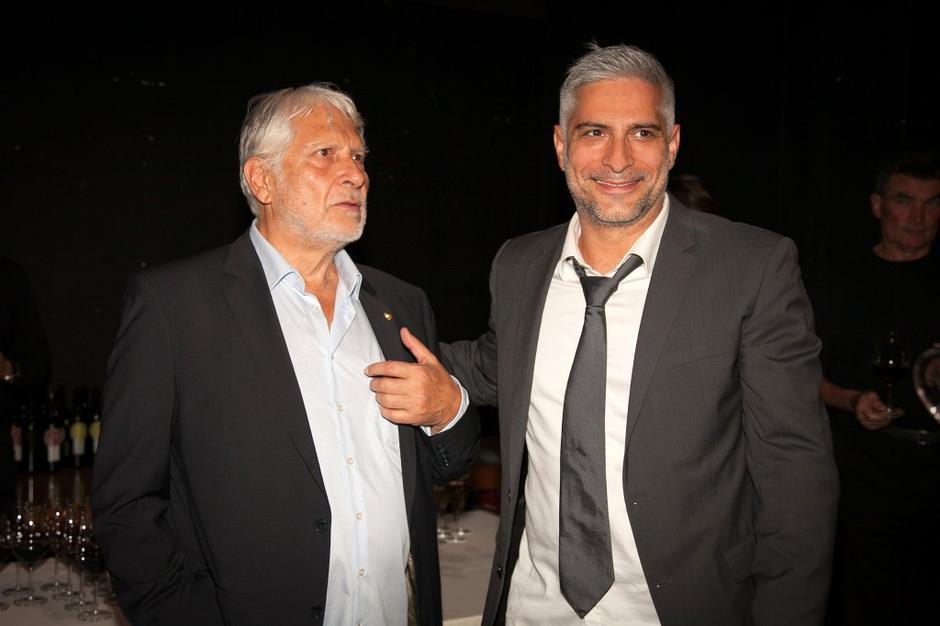 Boriss Cavazza, Sebastian Cavazza Author: mediaspeed