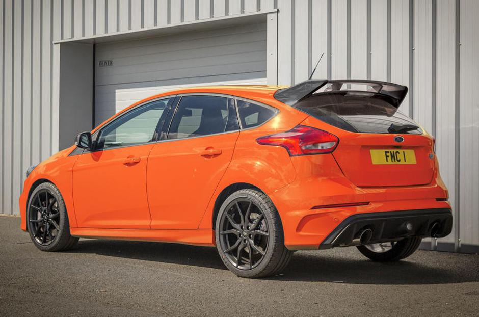 Ford focus RS | Avtor: Ford