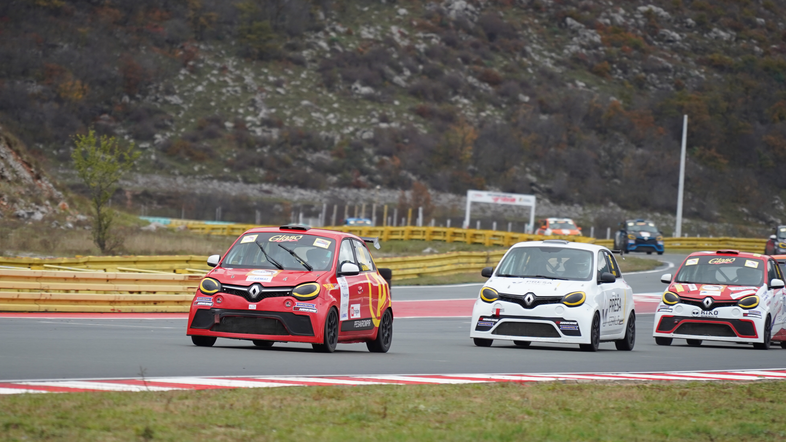 Renault twingo cup