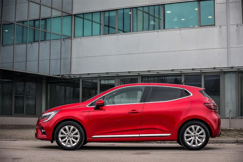 Renault Clio LPG   Avtor: Saša Despot