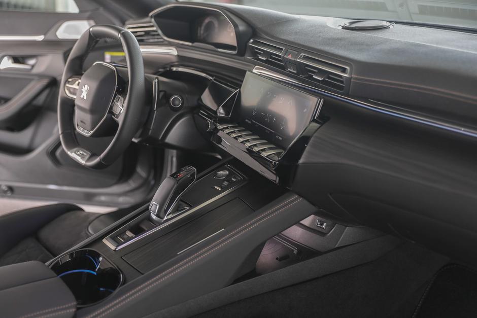 Peugeot 508 SW | Author: Saša Despot