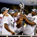 New York Giants New England Patriots NFL Super Bowl XLVI