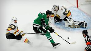 Dallas Satrs : Vegas Golden Knights