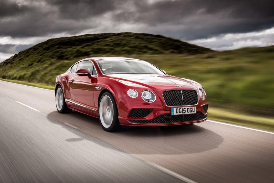 Bentley | Avtor: Bentley