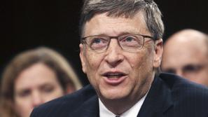 Microsoft co-founder Bill Gates testifies at the Senate Foreign Relations Commit