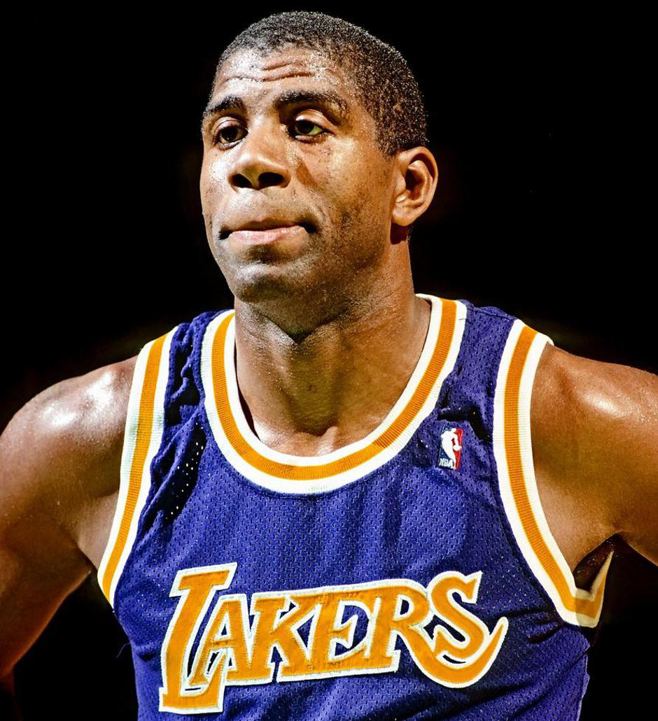 Magic Johnson | Avtor: Profimedia