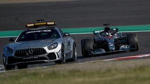 Pace car, safety car, varnotni avtomobil, Mercedes-AMG