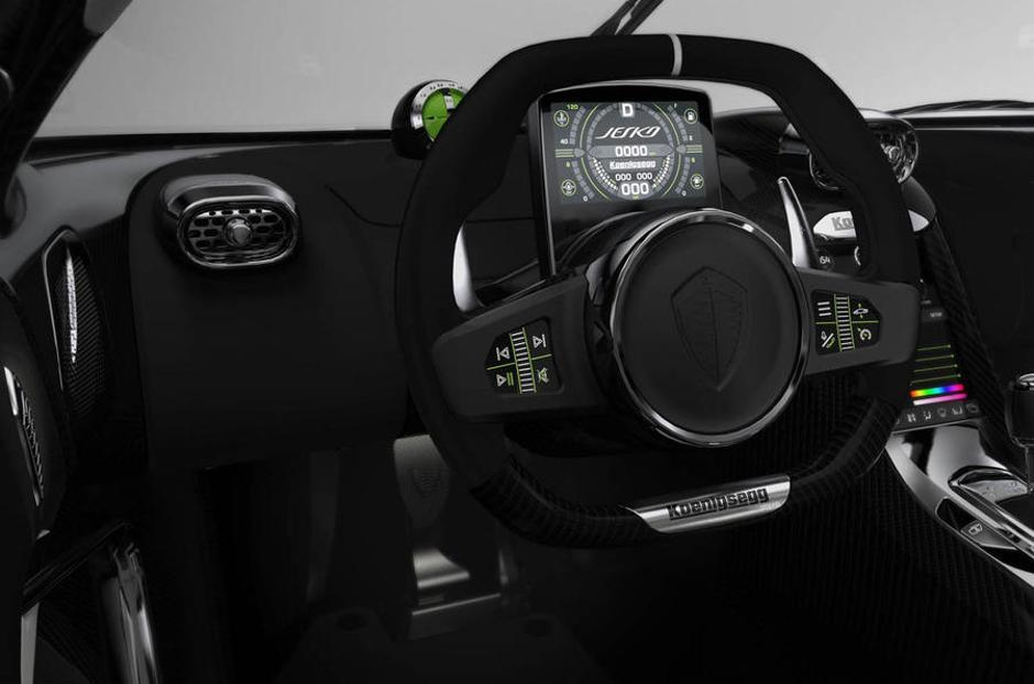 Koenigsegg jesko   Avtor: Koenigsegg