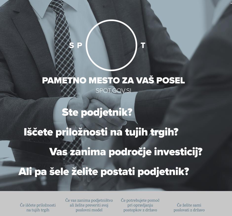 SPOT MJU | Avtor: SPIRIT Slovenija, javna agencija