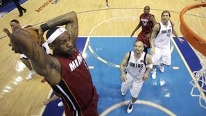 Dallas Mavericks : Miami Heat 86:88