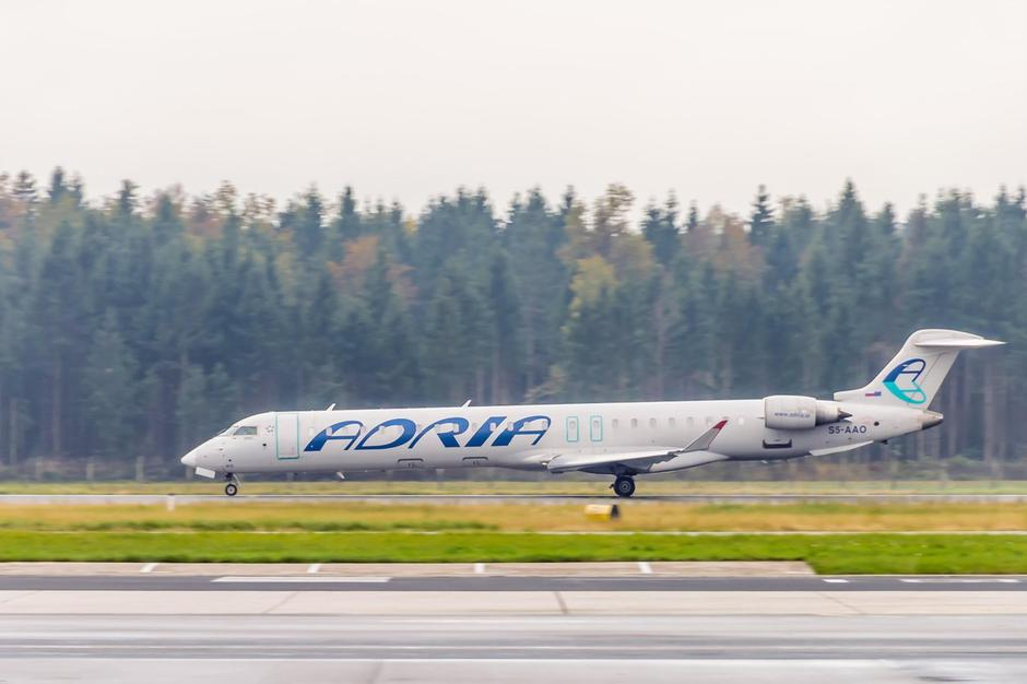 Adria Airways | Avtor: Profimedia