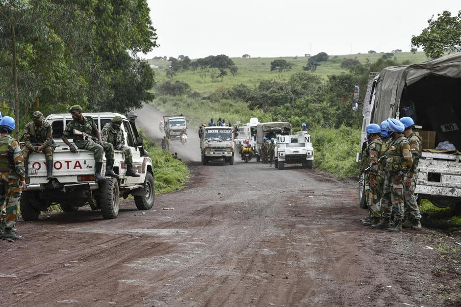 napad DR Kongo Luca Attanasio | Avtor: Epa