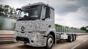 Mercedes-benz eTruck