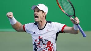 Andy Murray Rio 2016