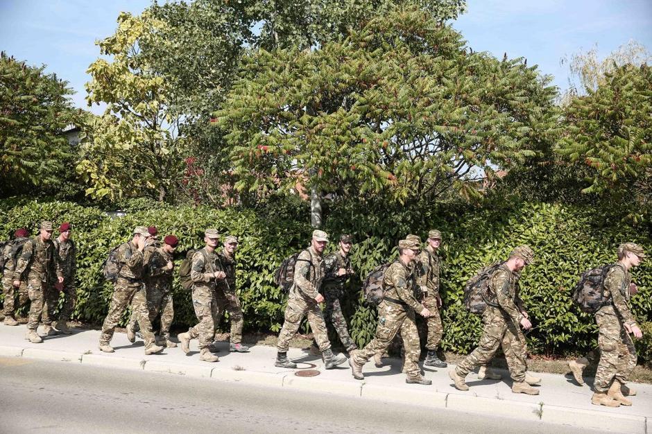 slovenska vojska | Avtor: Saša Despot