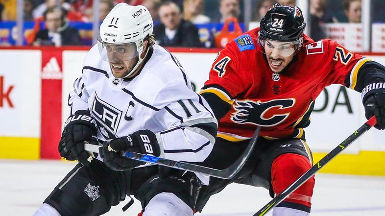 Anže Kopitar Flames Kings