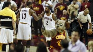 Kyrie Irving Cleveland Cavaliers Boston Celtics